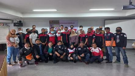 Perayaan HUT ke 24, F-LOMENIK KSBSI Fokus Penguatan SDM