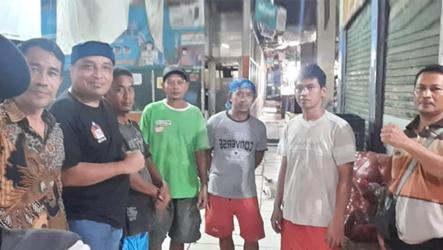 FSB NIKEUBA Bentuk Pengurus Komisariat Untuk Buruh Informal di Pasar Elang Pademangan Utara
