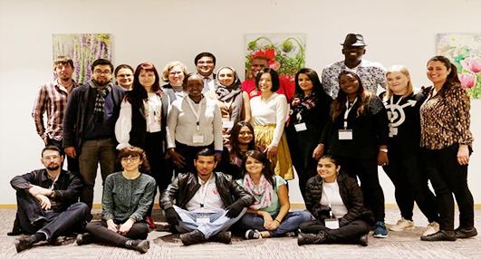 Kaum Muda Dorong Agenda Kontrak Sosial Baru Untuk Pemulihan Dunia