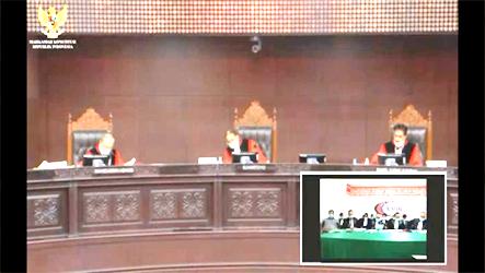 Hari Ini MK-KSBSI Gelar Sidang Perdana Judicial Review UU Cipta Kerja