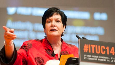 ITUC Prihatin Dengan Hukum Perburuhan Negara Ukrania Yang Mengalami Kemuduran