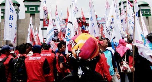 Kutuk Kudeta Militer, Besok Massa Buruh KSBSI Demo di Kedubes Myanmar