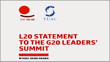 Pertemuan Pemimpin G20 Dinilai Belum Memihak Pada Perlindungan Sosial