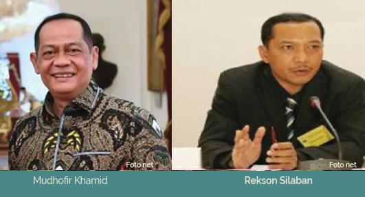 Rekson Silaban dan Mudhofir Dicalonkan Sebagai Wakil Menteri Kemenaker dan Kementerian UKM