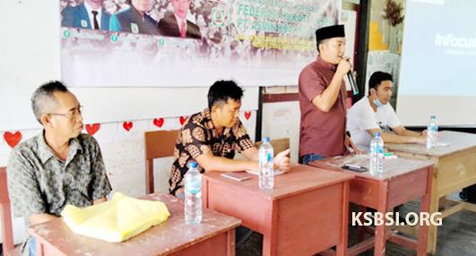 DPC F-Hukatan KSBSI Mura Laksanakan Gelar Orientasi Pengurus