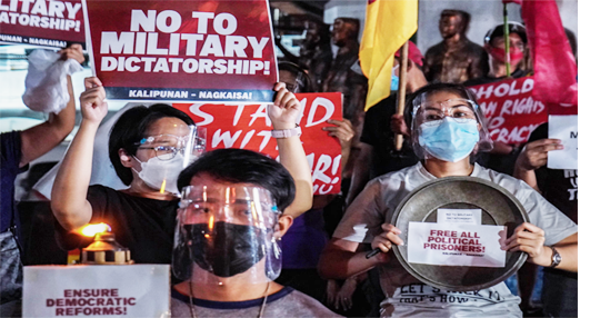 ITUC: Kondisi Myanmar Myanmar Kembali ke Zaman Kelam