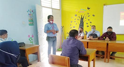 Hukatan KSBSI Tanjung Jabung Barat Berhasil Bikin Program Kuliah Untuk Buruh