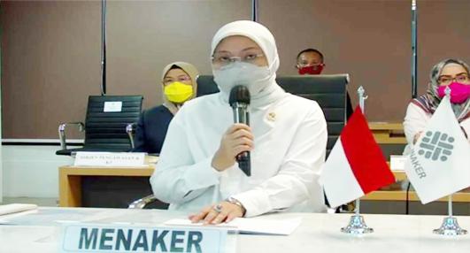 Kemnaker Libatkan Serikat Buruh dan Pengusaha dalam Posko THR 2021