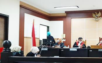 Dua Pimpinan PT. EZI di Hukum 2 Tahun Penjara, Terbukti Intimidasi Serikat Pekerja