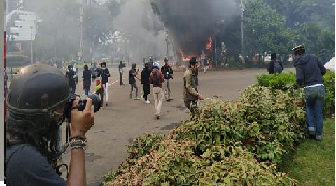 Himbauan KSBSI: Hindari Aksi Kekerasan Saat Demo Menolak UU Cipta Kerja