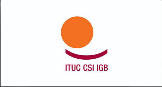 ITUC Serukan 5 Tuntutan Dimasa Pemulihan Global