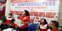 Presiden KSBSI: Buruh Hanya Menolak UU Cipta Kerja, Tak Ada Mendesak Jokowi  Mundur